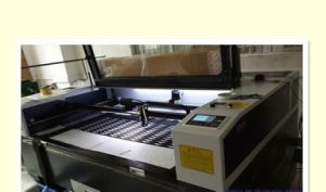 High Cost-Performance Laser Cutting Machine for Cloth/Carpet/Blanket