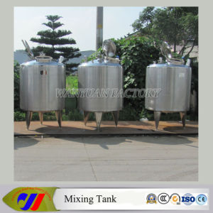 1000 Liters Steam Heating Stainless Steel 304 Ice Cream Pasteurizer Machine pictures & photos