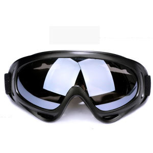 Anbison-Sports Airsoft UV-X400 Wind Dust Tactical Goggle Glasses pictures & photos