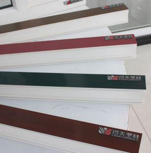 Different Color PVC Window Profiles