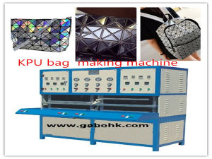 Kpu/PU Bag Making Machine pictures & photos