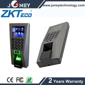 Webserver TFT Screen Fingerprint Time Attendance Access Control System with Color LCD Display pictures & photos