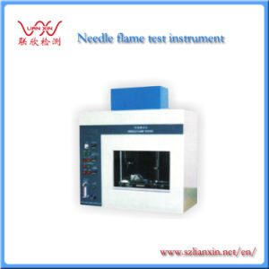 Needle Flame Lab Test Chamber Lx-5104