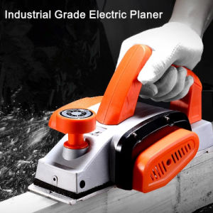 Beijing Zlrc Power Tools 720W Woodworking Machine Electric Planer
