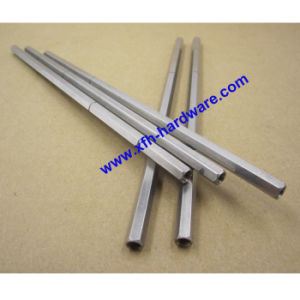 Hex Stainless Steel Drive Shaft for Turbo Machine Turbine