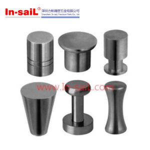 CNC Auto Parts Aaluminum Knobs of Machanical Equitment pictures & photos