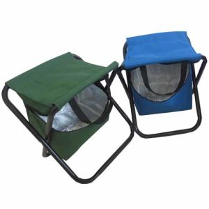 High Quality Fishing Stool with Cooler Bag (SP-105) pictures & photos