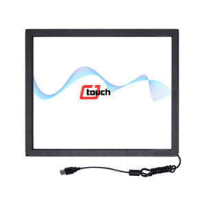 Cjtouch IR Touch Screen 15′′ Multi Touch USB Touch Infrared IR Touch Screen for LCD Monitor