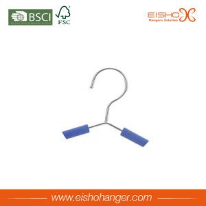 Eisho Colorful Foamed Rubber Metal Pant Hanger pictures & photos