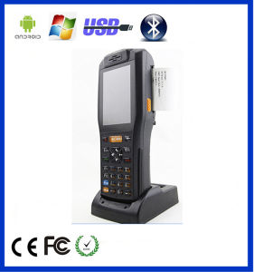 Zkc PDA3505 3G Android Rugged Handheld PDA with Built-in Thermal Pritner pictures & photos
