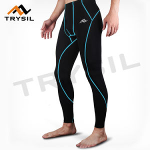 Sports Clothing Manufacturers Overseas Dry Fit Tight Man Legging
