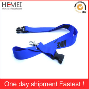 Custom Logo Lanyards, Polyester Lanyard for Promotion