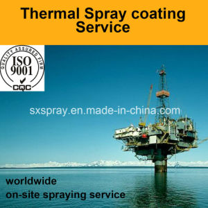 Exploration & Drilling Salt Resistant Surface Coating Equipment / Worldwide Spraying Serive From China