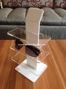 Acrylic Eyeglass Display Holder Btr-E1039 pictures & photos