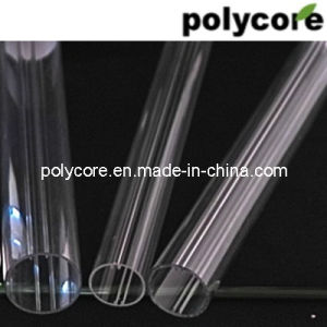 Transparent Hard Plastic Tube PC Tube pictures & photos