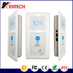 Koontech IP67 Weatherproof Handsfree Cleanroom Telephone with Competitive Price pictures & photos