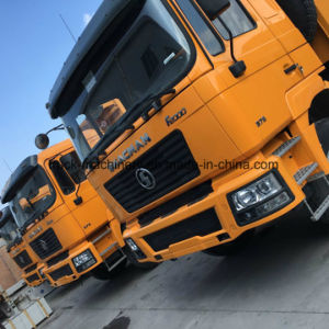 F2000 8X4 Shacman Dump Truck 340HP Wei Chai Engine pictures & photos