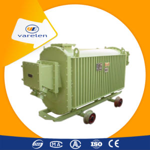 Mobile Flame-Proof Mining Transformer