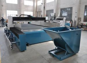 Water Jet Sludge Removal System