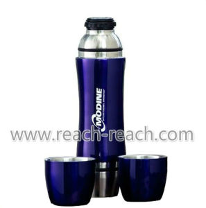 Stainless Steel Thermos Water Bottle, Vacuum Flask (R-8008) pictures & photos