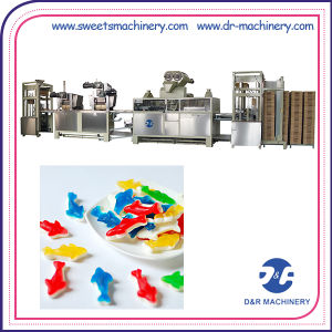 Starch Mogul Line Candy Making Machine with Starch Collect pictures & photos