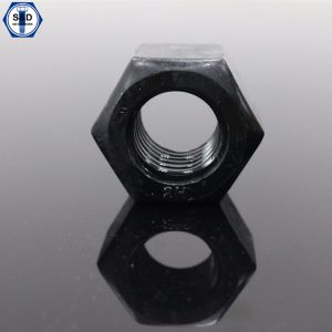 "ASTM A194-2h Heavy Hex Structural Nuts 1/4""-4"""