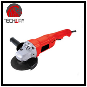 Techway Power Tools 1400W 125mm /7500rpm Electric Mini Angle Grinder with Ce 110/220V 50/60Hz pictures & photos