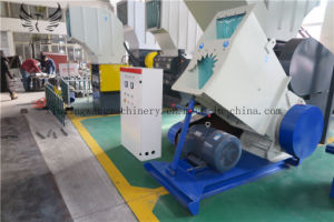 Pipe Plastic Crusher with High Efficiency