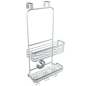 Over The Door Shower Caddy for Bathroom