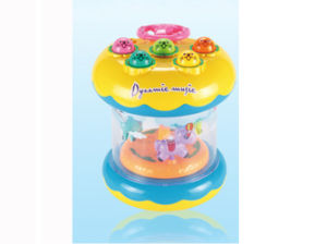 Kids Electric Drum Battery Operated Toy Game Set (H1067401) pictures & photos