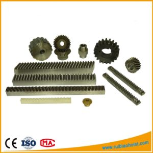 M1-M10 OEM Plastic Gear Rack and Pinion, Construction Hoist Rack pictures & photos