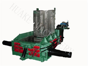 Hydrautic Metal Baling Press pictures & photos