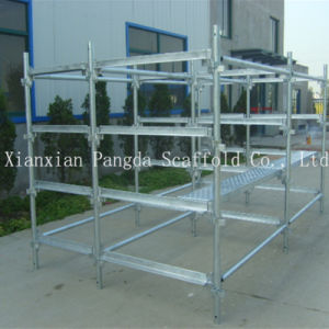 Australian Scaffolding Quick Stage System Scaffold for Sale pictures & photos