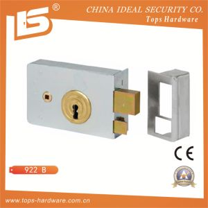 Key Rim Lock Horizontal with Follower, Arras Type - 922 B pictures & photos