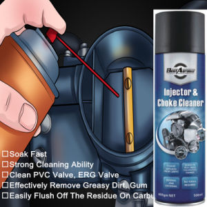 China Carby Choke Cleaner Auto Carburetor Cleaner Spray Carb Spray