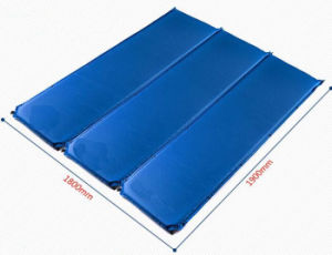 Outdoor Moisture Widening Thickening 5cm Automatic Inflatable Pad pictures & photos