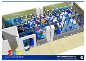 Small Indoor Playground with Big Playability