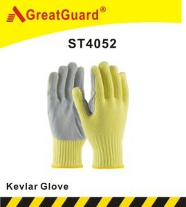 Supershield Cut Resistant Glove (ST4052) pictures & photos