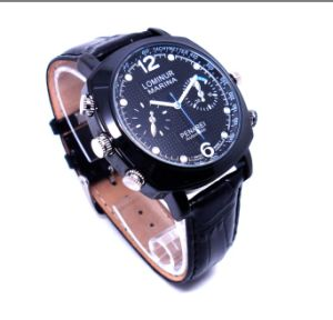 Waterproof HD 720p Camcorder Watch (JUE-111)