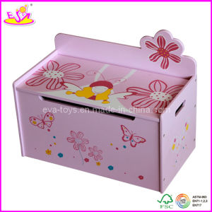 Wooden Toy Storage Box (W08C030) pictures & photos
