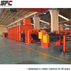 Steel Cord Conveyor Belts Vulcanizing Press pictures & photos