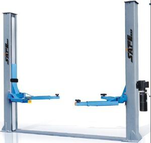 4.0t Floor Plate Two Post Car Lift (QJY-B4000)