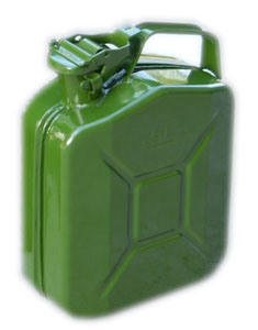 5l Metal Jerry Can