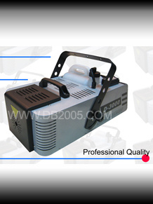 Professinoal Fog Machine  (D-3000)