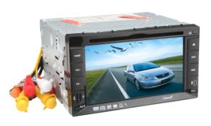 Double DIN All in One Car DVD (6303)