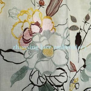 Polyester Voile/Curtain Fabric