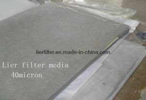 316ll Sintered Metal No-Woven Mat for Filter /Purifier Media