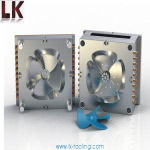 ABS Plastic Rapid Prototype Fan Mold