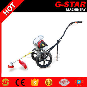 Ant35 Landscape Gasoline Wheel Brush Cutter
