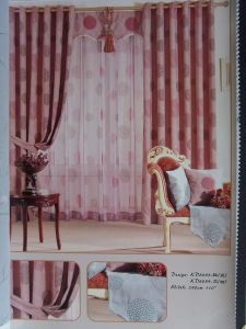 Printed Curtain (Polyester) (KDP)